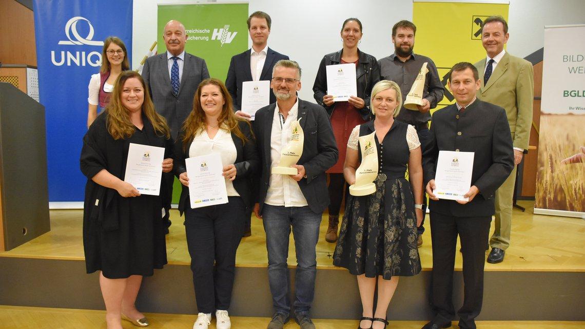 Alle Teilnehmer der Kategorie Produktinnovation