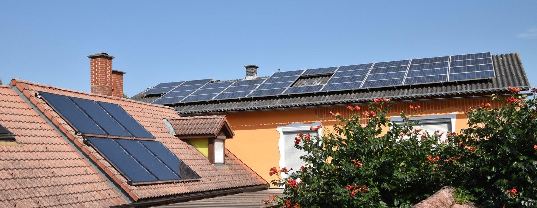 PV-Anlage Dach