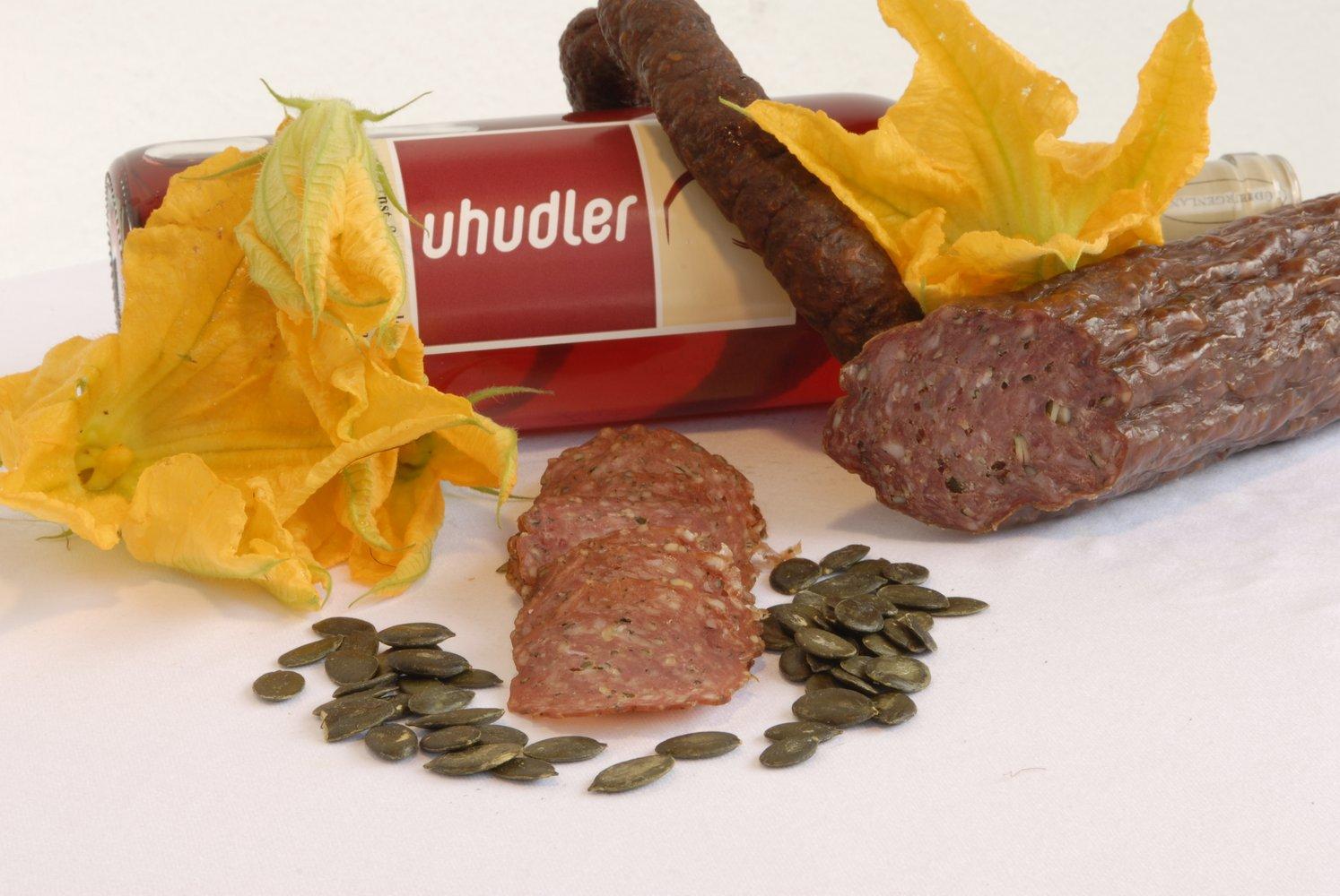 Uhudlerwurst